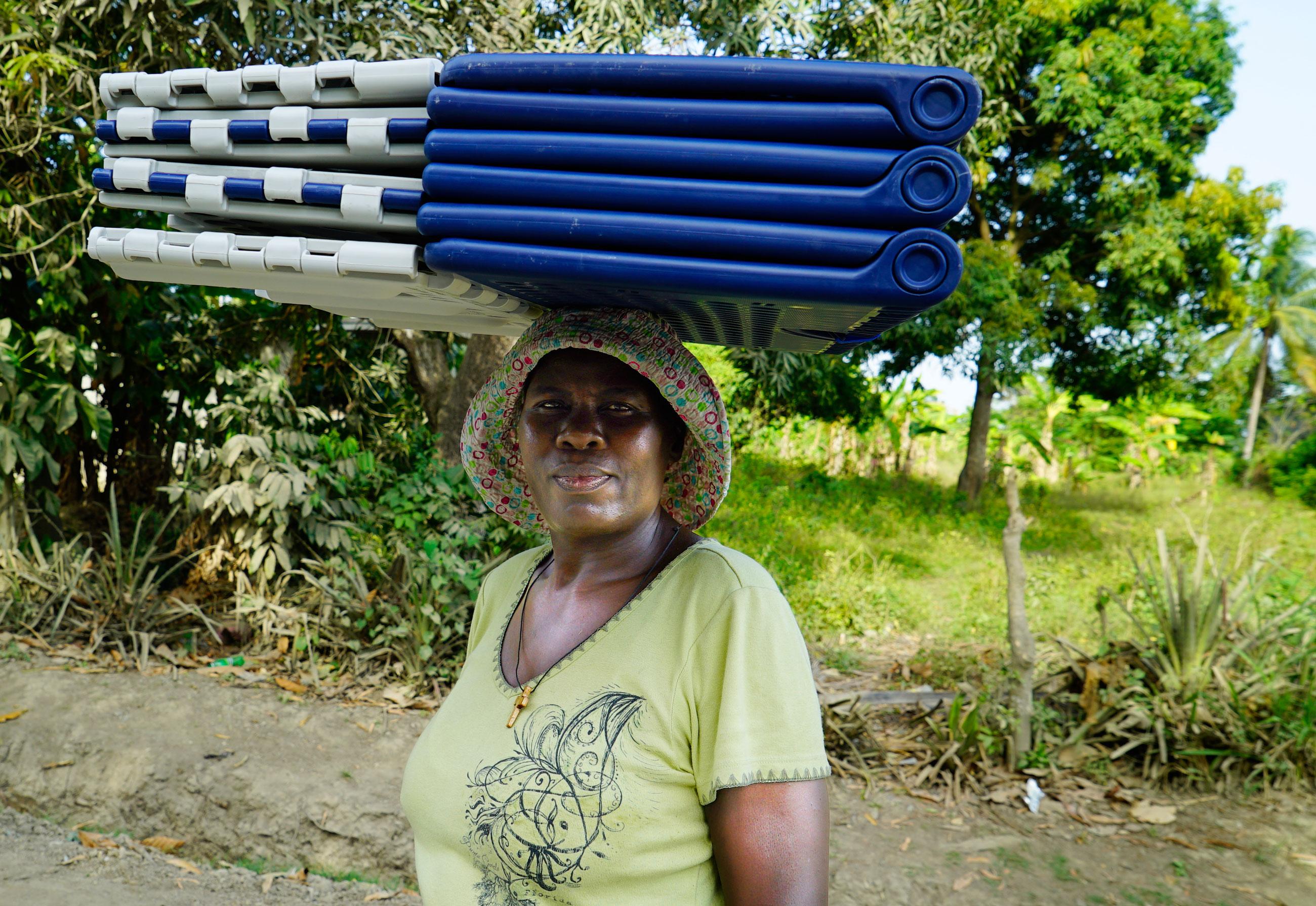 Haiti Rises Early